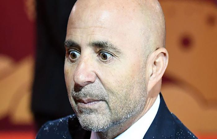 Jorge Sampaoli. (AFP)