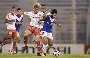 Argentinos Juniors se copa tras empatar ante Velez
