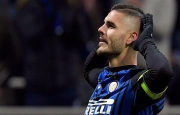 Mauro Icardi abre la puerta de salida del Inter de Milán