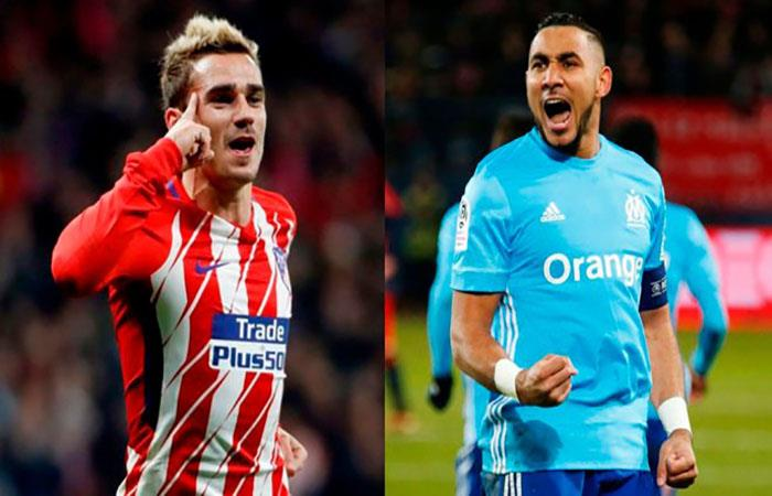 El final de la Europa League: Olympique de Marsella - Atlético de Madrid