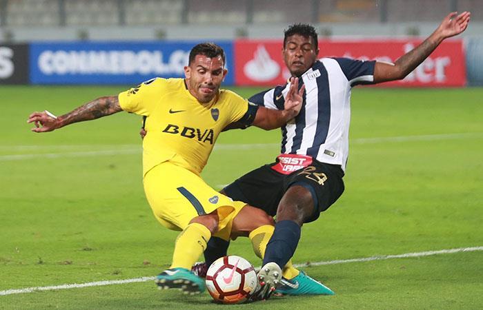 El partido en Lima quedó 0-0. Foto: Andina