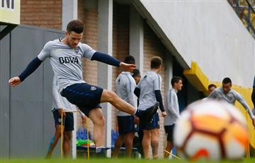 Boca presenta dudas, Nández o Cardona para jugar contra Alianza Lima