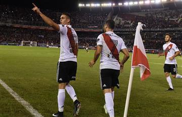 River Plate derrotó a San Lorenzo y obtiene un cupo a la Copa Sudamericana