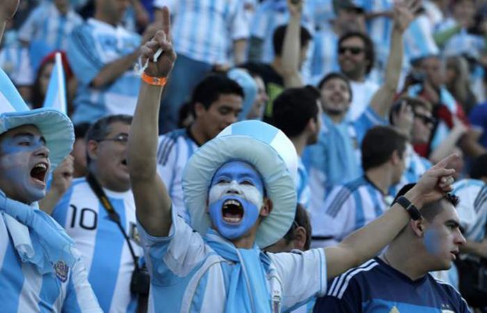 AFA hizo publico la lista de las entradas del Argentina-Haití a jugarse este 29 de mayo. Foto: Twitter