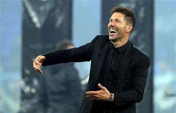 Diego Simeone: las emotivas plabras del 'cholo' tras ganar la Europa League