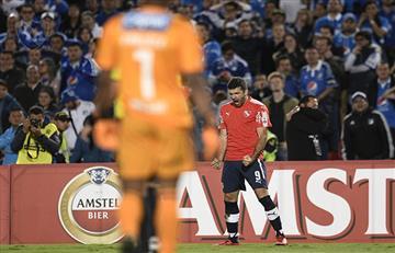 Independiente rescató un punto en Colombia y va en busca de su clasificación ante Lara