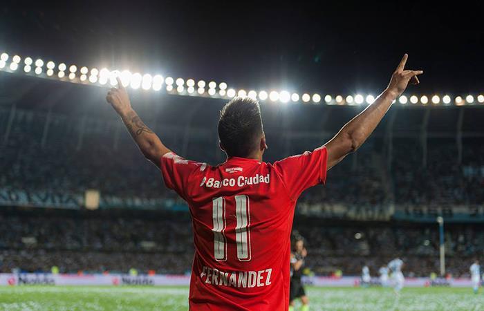 Leandro Fernández, se rompe los ligamentos cruzados de la rodilla izquierda