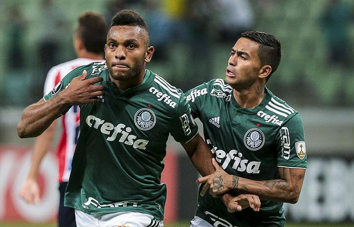 Palmeiras (Foto: Twitter)