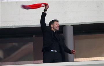 Diego Simeone: los títulos del 'Cholo' con el Atlético de Madrid