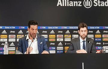 Gianluigi Buffon: las sentidas palabras para el árbitro del Real Madrid-Juventus