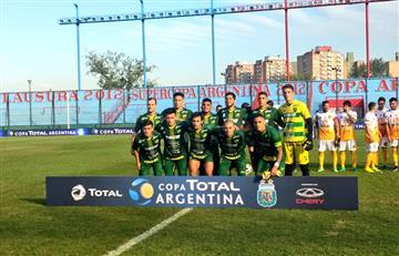Defensa y Justicia se clasificó a los 16avos de la Copa Argentina