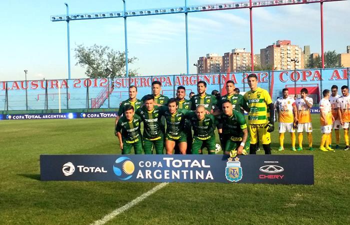 Defensa y Justicia se metió a los 16avos de la Copa Argentina. Foto: Twitter
