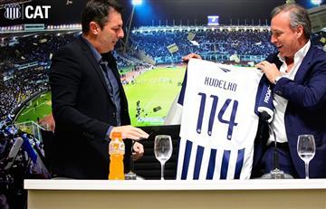 Talleres de Córdoba anunció la salida de Frank Kudelka