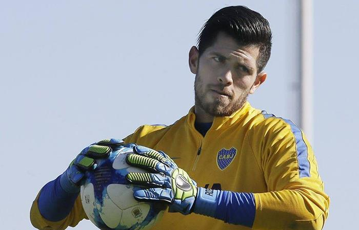 Agustín Rossi bancó a 'Chiquito' Romero para que sea titular en el Mundial. Foto: Facebook