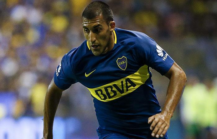 Ramón Ábila sería titular en Boca ante Talleres. (FOTO: Twitter)