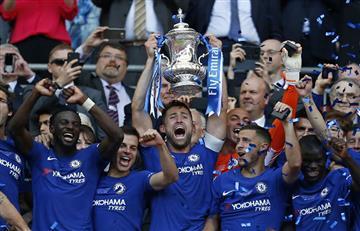 Chelsea derrotó 1-0 al Manchester United y es el campeón de la FA Cup