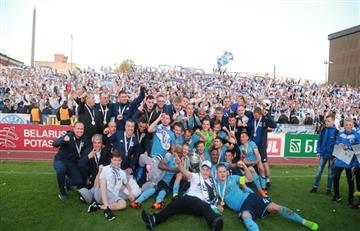 Diego Maradona: Dinamo Brest campeón de la Copa de Bielorrusia