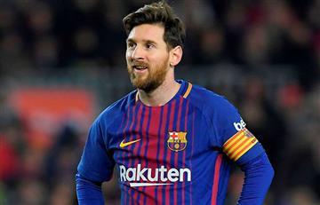 Lionel Messi no jugará la última fecha de LaLiga con el Barcelona