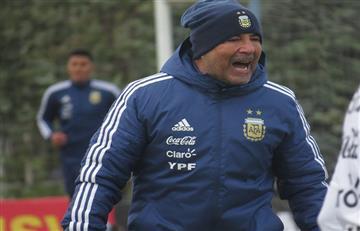 Selección Argentina: final de la primera semana de trabajo de los preseleccionados