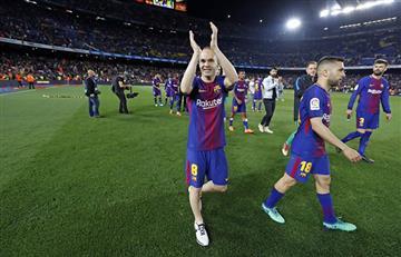Barcelona cerró la temporada con una victoria ante la Real Sociedad