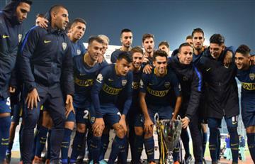 Boca Juniors logró obtener una copa más al derrotar a Talleres