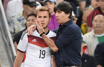 Lionel Messi: Löw lamenta haber comparado a Götze con la 'Pulga' en la final del Mundial