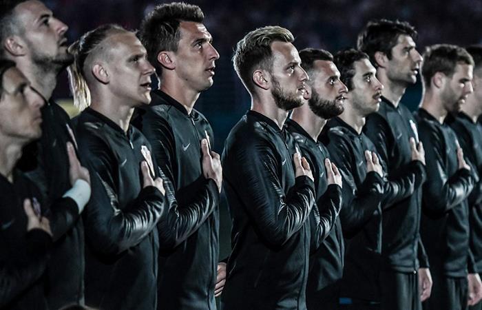 Croacia presentó su última lista preliminar de cara a la Copa del Mundo (Foto: Twitter)