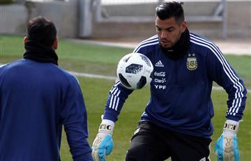 Selección Argentina: Sergio Romero se lesionó y se pierde el Mundial