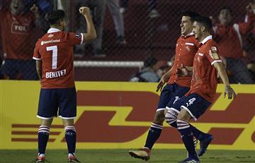 Independiente fue superior y selló su pase a los octavos de final de la Libertadores