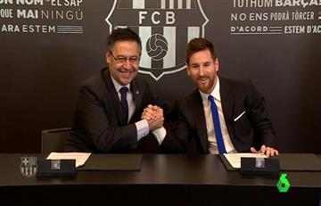 Lionel Messi: El futuro de 'La Pulga' en el Barcelona