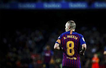 Andrés Iniestas da a conocer en que fútbol jugará