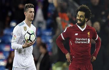 Champions League: el duelo aparte entre Cristiano Ronaldo y Mohamed Salah