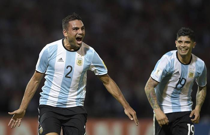 Gabriel Mercado a partir del viernes se sumará al plantel del seleccionado en el predio de Ezeiza. Foto: Facebook