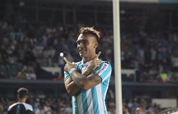 Lautaro Martínez llegó a Italia y los hinchas ya corean su nombre