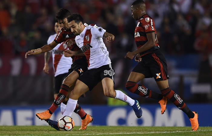 River no pudo con Flamengo pero aseguró el primer lugar del Grupo