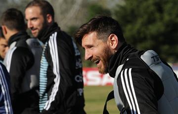 Selección Argentina: a falta de Meza, el equipo ya está completo