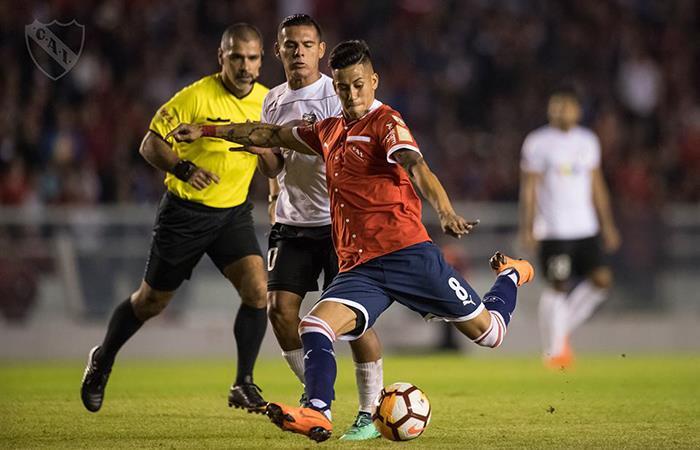 Independiente: se pone en juego el futuro de Maximiliano Meza