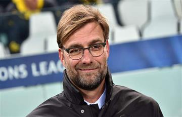 Jürgen Klopp ya calienta la final de la Champions League