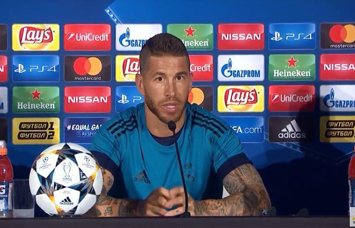 Real Madrid: Sergio Ramos capitán Merengue ya vive la final de la Champions League