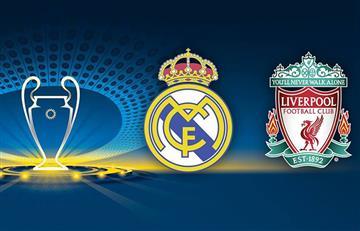 Champions League: Real Madrid vs Liverpool, alineaciones confirmadas