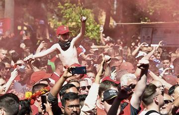 Champions Legaue: La ciudad de Liverpool se viste de rojo para la final