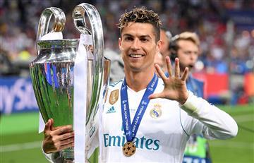 ¿Cristiano Ronaldo y sus palabras de despedida con el Real Madrid?