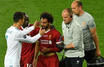 Mohamed Salah y una esperanza para que llegue a la Copa del Mundo