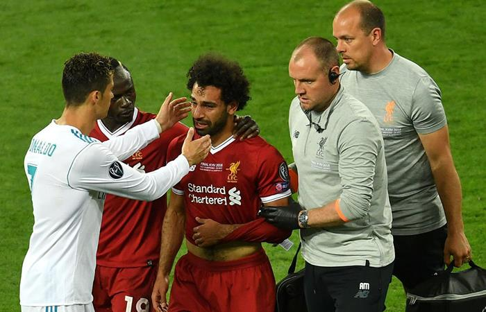 En Egipto son optimistas que Salah si llegue al Mundial (Foto: Twitter)