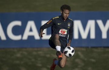 Rusia 2018: Neymar sigue en duda para la Copa del Mundo