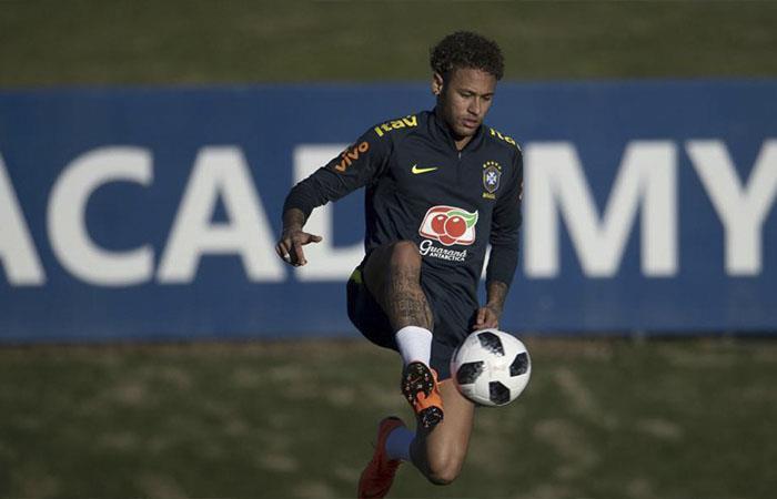 Neymar (Foto: Twitter)