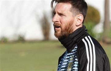 Lionel Messi pone toda su fe en Argentina para Rusia, pero admite que no son los mejores