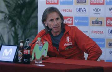 Rusia: Ricardo Gareca trabaja con sus seleccionados a la espera de Paolo Guerrero
