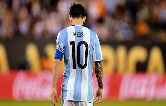 Lionel Messi, el llamado a ser el líder de la Argentina en el Munial. Foto: AFP