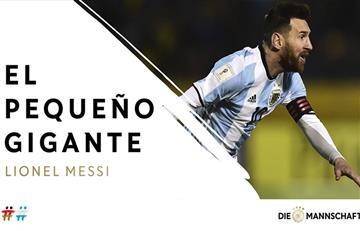 Selección Argentina: Lionel Messi, el líder de la 'albiceleste' que va a conquistar Rusia